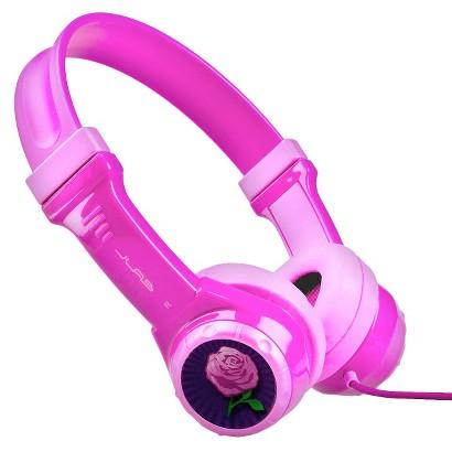 JLab jBuddies Kids Headphones - Pink (JKPINKBOX)