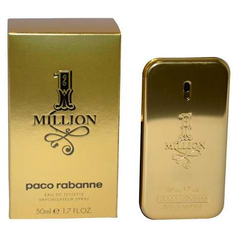Men's 1 Million by Paco Rabanne Eau de Toilette Spray