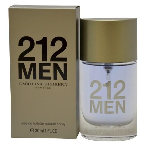 Men's 212 by Carolina Herrera Eau de Toilette Spray