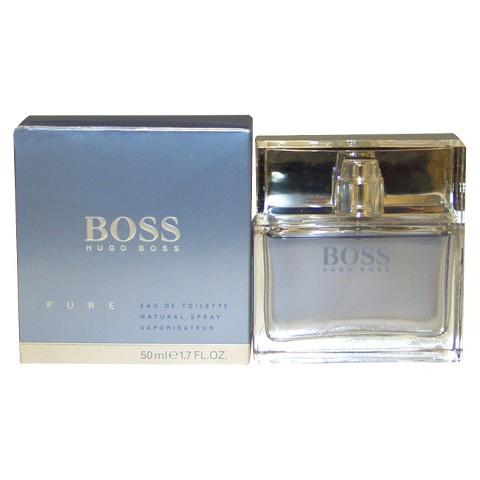 Men's Boss Pure by Hugo Boss Eau de Toilette Spray