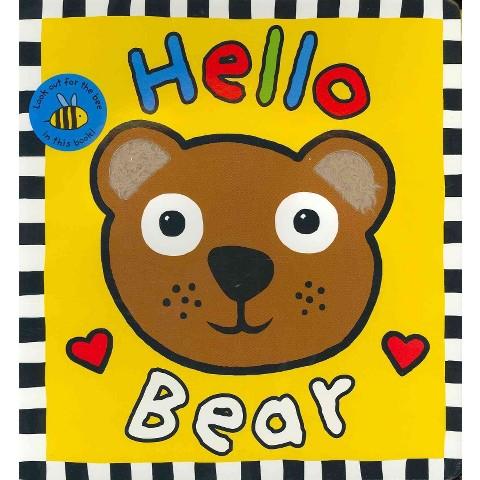Hello Bear (Board)