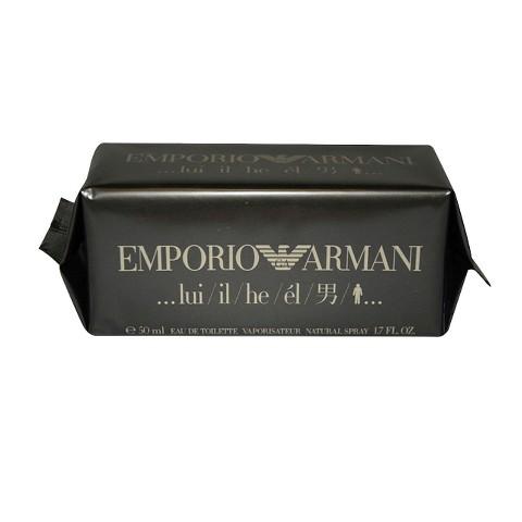 Men's Emporio Armani by Giorgio Armani Eau de Toilette Spray