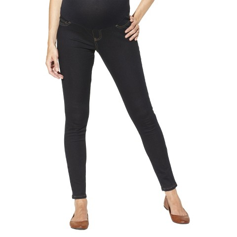 Maternity Dark Wash Jegging Over the Belly-Liz Lange® for Target®