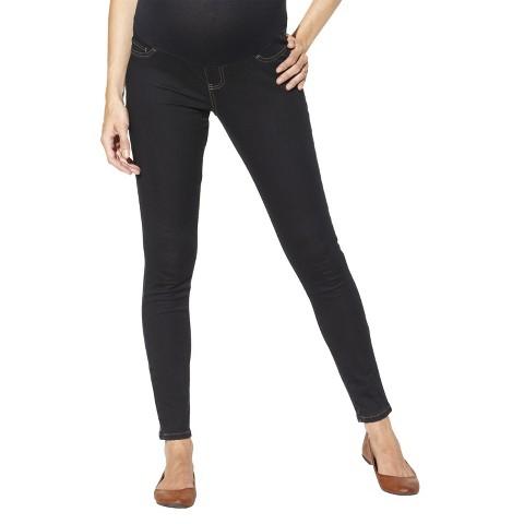 Maternity Dark Wash Denim Jegging Blue-Liz Lange® for Target®-Liz Lange® for Target®