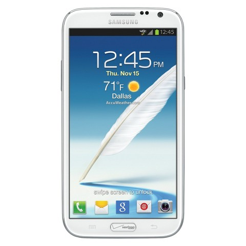 Verizon Samsung Galaxy Note 2 with New 2-year Contract