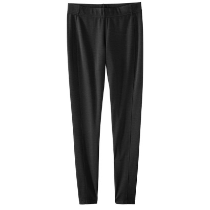 Mossimo® Women's Ankle Ponte Pant - Black
