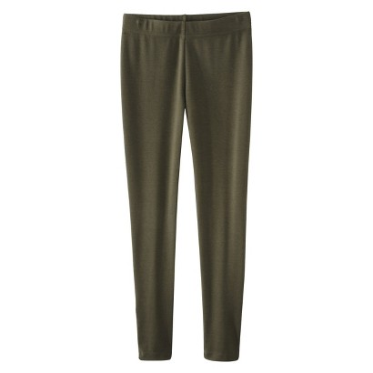 Mossimo® Womens Ponte Ankle Pant - Green