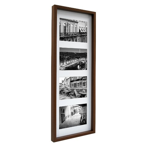 Room Essentials™ Multiple Image Frame - Coffee 5x7
