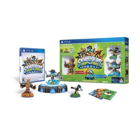 Skylanders Swap Force Starter Pack (PlayStation 4)