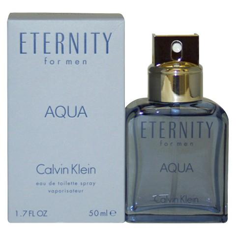 Men's Eternity Aqua by Calvin Klein Eau de Toilette Spray