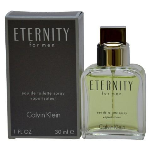 Men's Eternity by Calvin Klein Eau de Toilette Spray