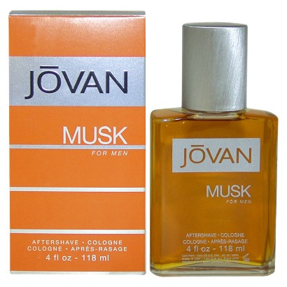 Men's Jovan Musk by Jovan After Shave Cologne