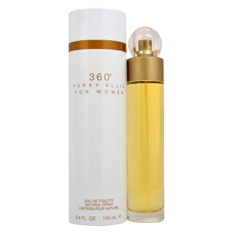 Women's 360 by Perry Ellis Eau de Toilette Spray