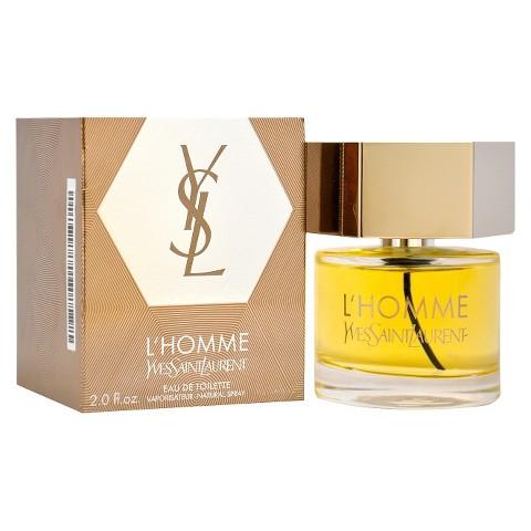 Men's L'Homme by Yves Saint Laurent Eau de Toilette Spray