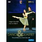 Dance & Quartet: Three Ballets by Heinz Spoerli (Widescreen)