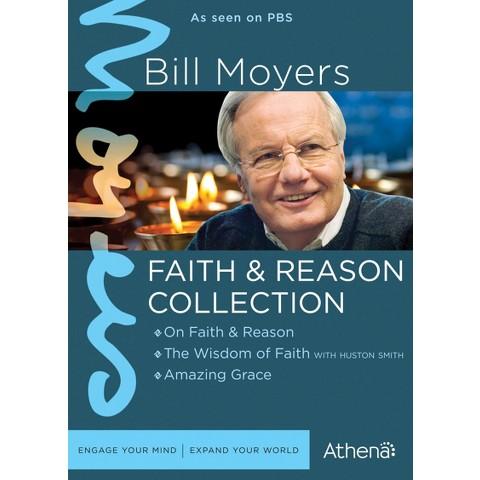 Bill Moyers: Faith & Reason Collection (6 Discs)
