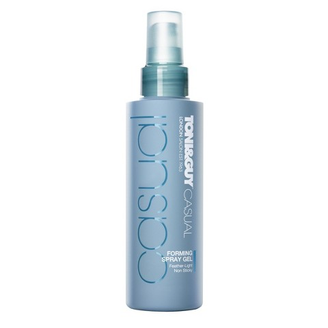 Toni & Guy Casual Forming Spray Gel 5 oz