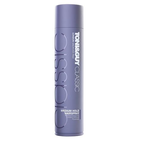 Toni & Guy Classic M Hold Hairspray 7.5 oz
