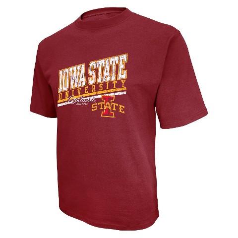 Men's Iowa State Cyclones T-Shirt - Red