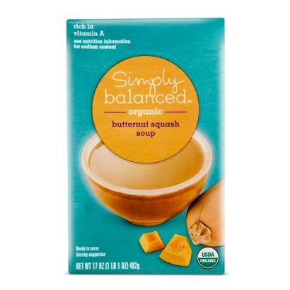 Simply Balanced Butternut Squash Soup 17.3oz