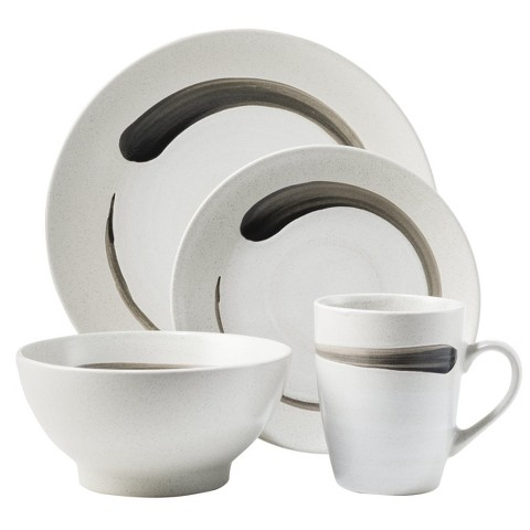 Threshold™ Selby 16 Piece Dinnerware Set - Cream