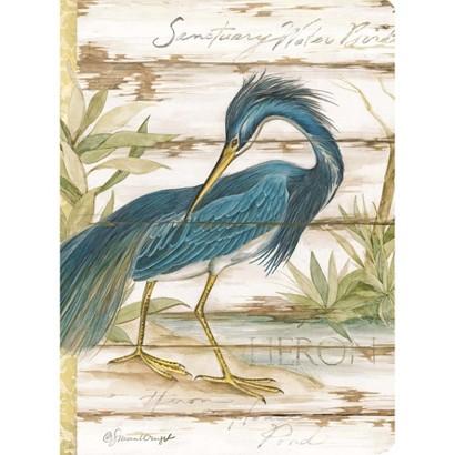 Lang Deluxe Journal - Blue Heron