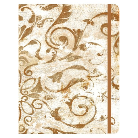Lang Journal - Haute Couture Damask