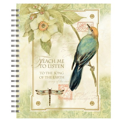 Lang Spiral Bound Sketchbook -  Song Of The Earth