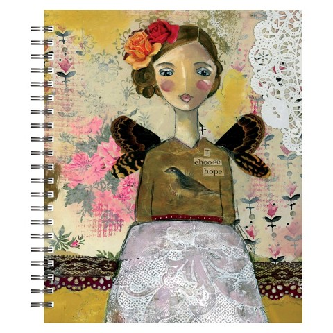 Artisan Spiral Bound Sketchbook -  Hope