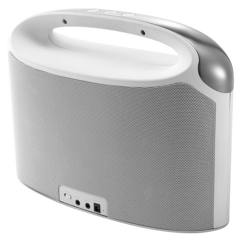 bēm Wireless BoomBox Bluetooth Wireless Speaker - White (HL2021A)