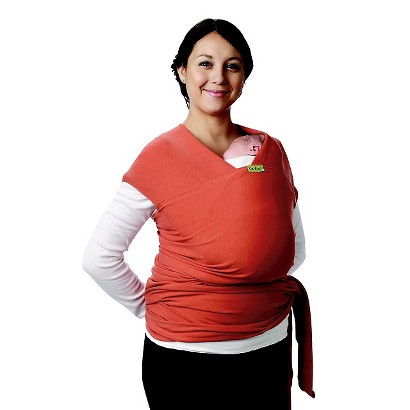 Boba Wrap Classic Baby Carrier - Orange