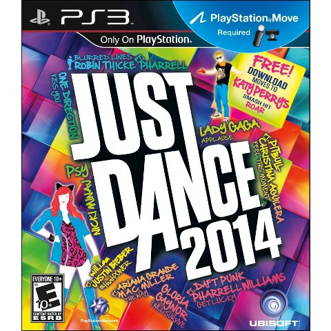 Just Dance 2014 (PlayStation 3)