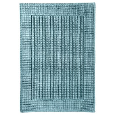 "Threshold™ Performance Bath Mat - Ancient Aqua(21x30"")"