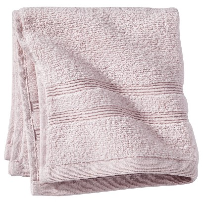 WASHCLOTH    FCL PALE PINK
