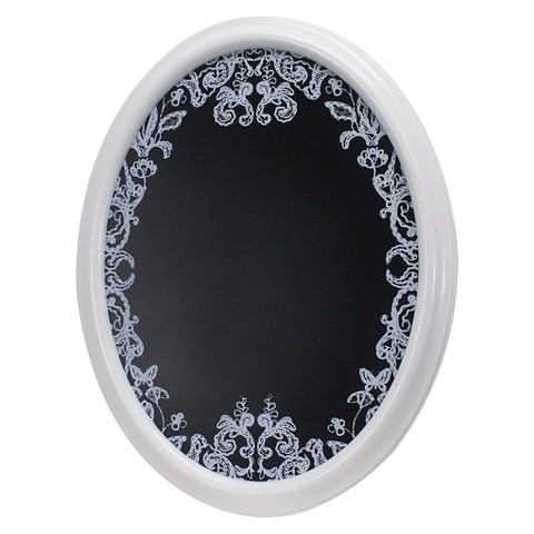 Xhilaration® Sitting Pretty Lace Chalkboard