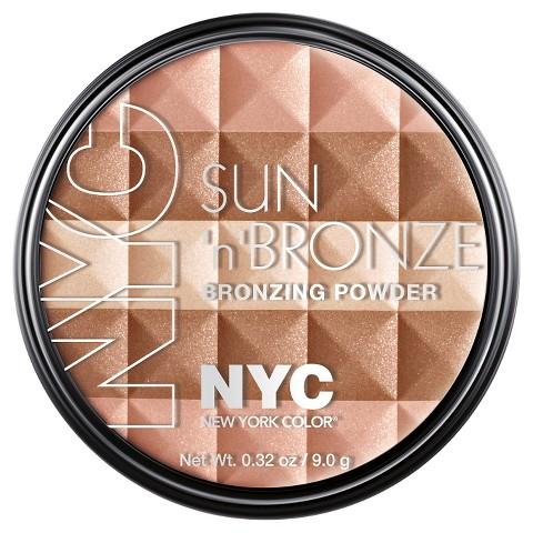 NYC Sun 'n Bronze Bronzing Powder