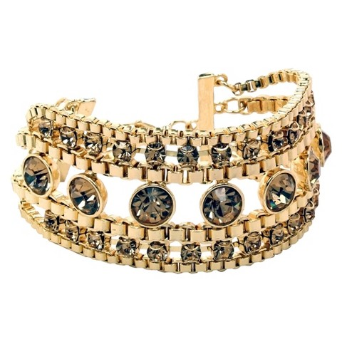Fashion Bracelet Earth - Gold