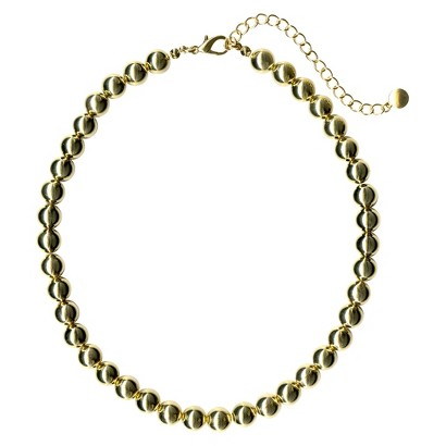 Fashion Necklace - Gold