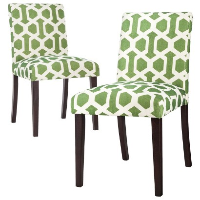 Uptown Dining Chair - Stomp Green (Set of 2)