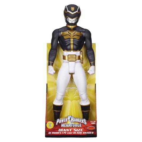 Power Rangers Black Megaforce Ranger