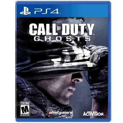 Call Of Duty: Ghosts (Playstation 4)