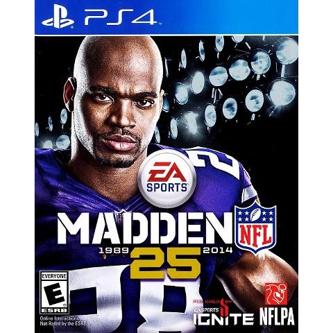 Madden NFL 25 (PlayStation 4)