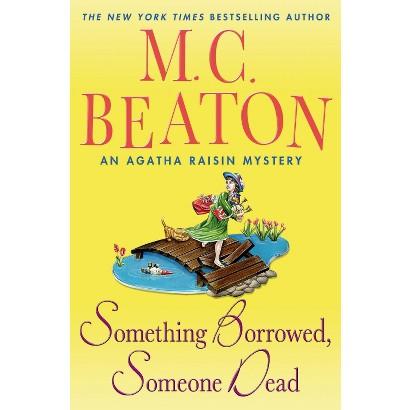 Something Borrowed, Someone Dead (Hardcover)
