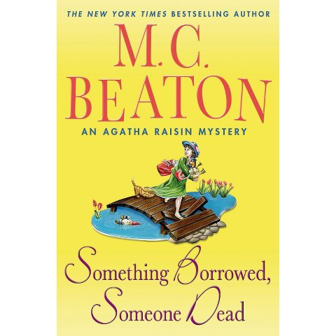 Something Borrowed, Someone Dead (Hardcover)