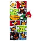 Angry Birds Bath Towel/ Wash Mitt Set