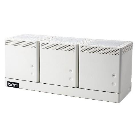 bēm Wireless Speaker Trio - White (HL2002A)