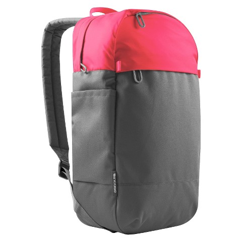 Incase Campus Compact Laptop Backpack - Pink/Charcoal (CL55463)