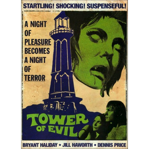 Tower of Evil (Widescreen)
