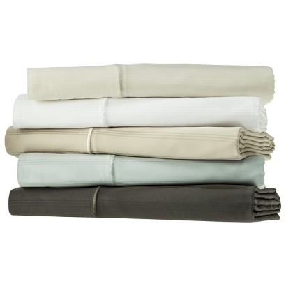 Fieldcrest® Luxury Egyptian Cotton 500 Thread Count Stripe Sheet Set