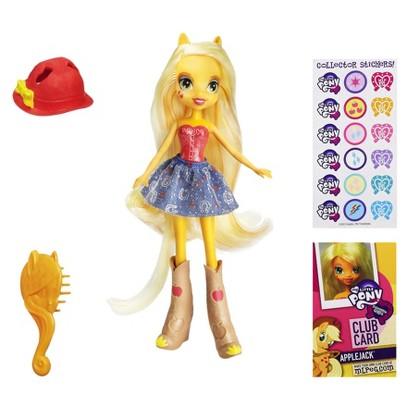 My Little Pony Equestria Girls Applejack Figure